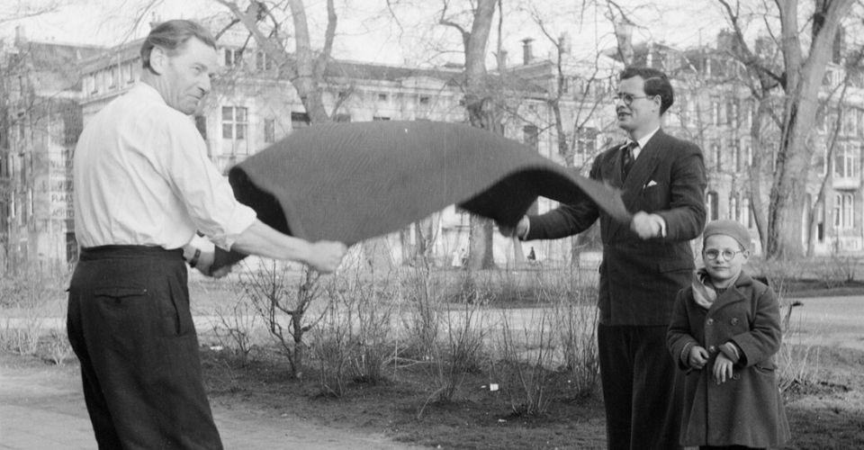 Voorjaarskriebels zorgen vaak voor een heerlijke frisse wind door het huis! Geef er aan toe!