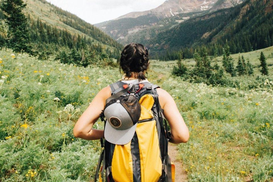 Minimaliseren is leven alsof je op reis bent